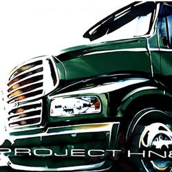 Large Truck Studio