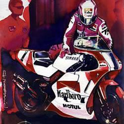 Eddie Lawson - MotoGP