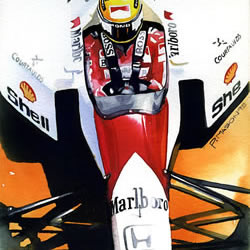 Ayrton Senna - F1