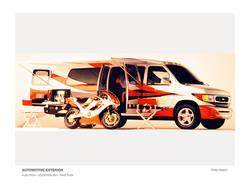 Chicane Show Truck
